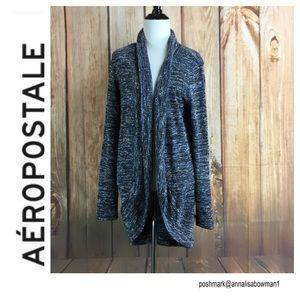 🐞Aeropostale knit cardigan size Large